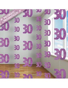 Dekoration Und Partyartikel Fur 30 Geburtstag